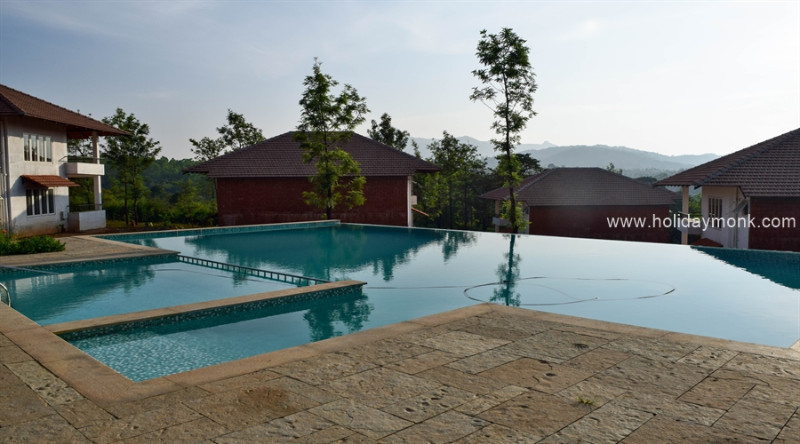 Hill View Resort With Swimming Pool Homestay In